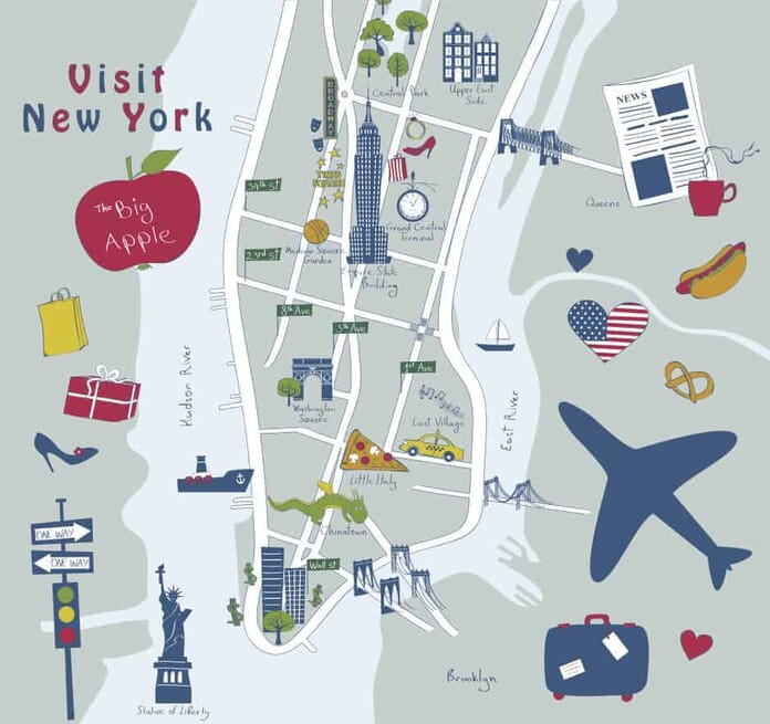 What to Photograph in New York City