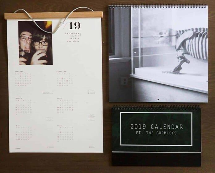 3 Photo Calendar Compared