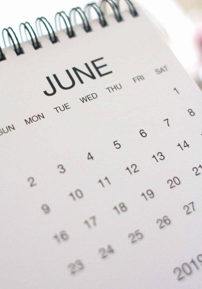 My Shutterfly Calendar Test Order