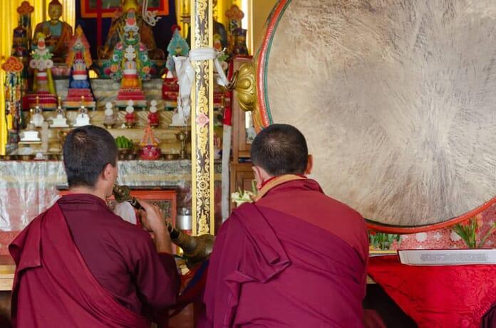 sikkim, monasteries