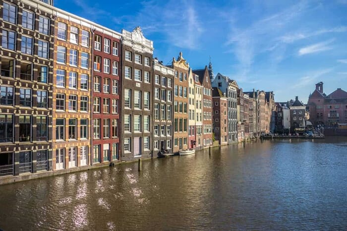 What to photograph in Amsterdam - Architecture