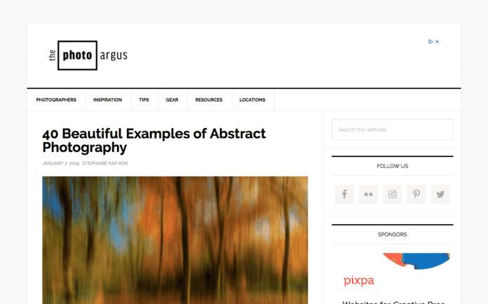 The Photo Argus Blog