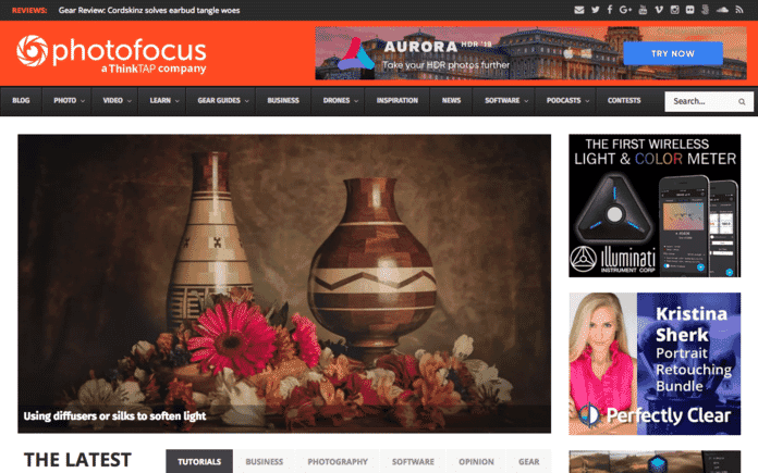PhotoFocus Photography Blog with Tips on How to Become a Better Photographer.