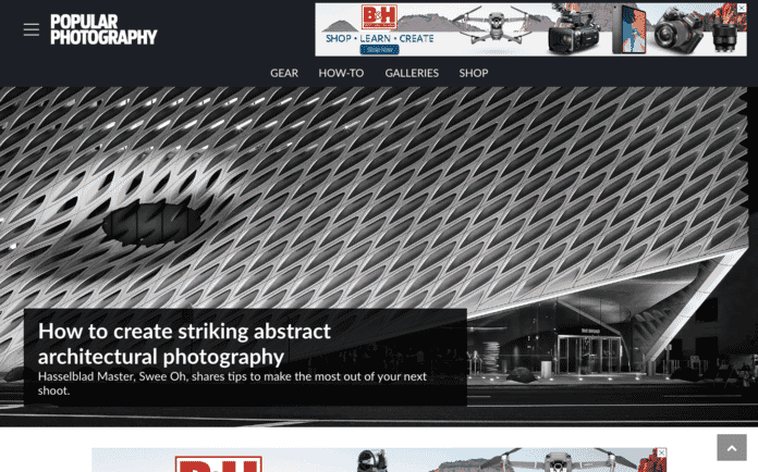 Popular Photography Blog