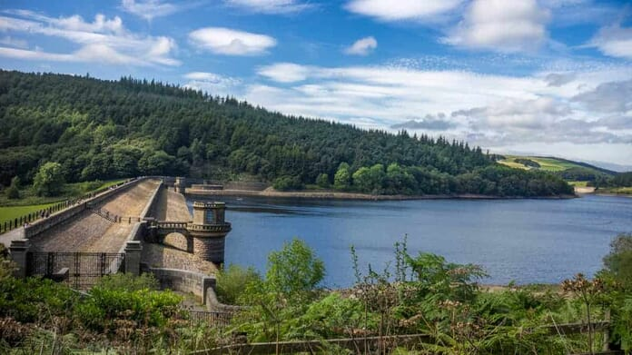 Essential travel photography gear - Ladybower Reservoir