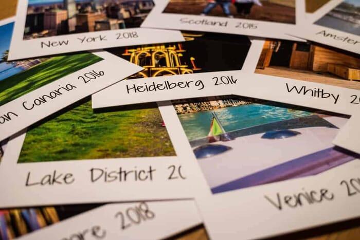 Photobox Valentines Gift Review - Photos