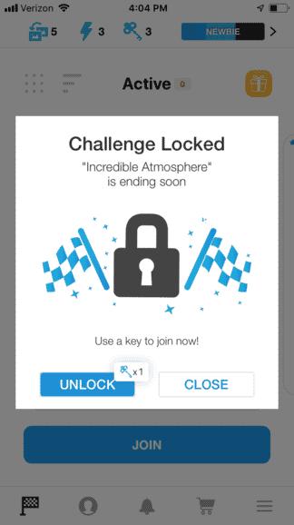 challenge for money screenshot