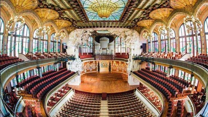 Palau Musica Spain
