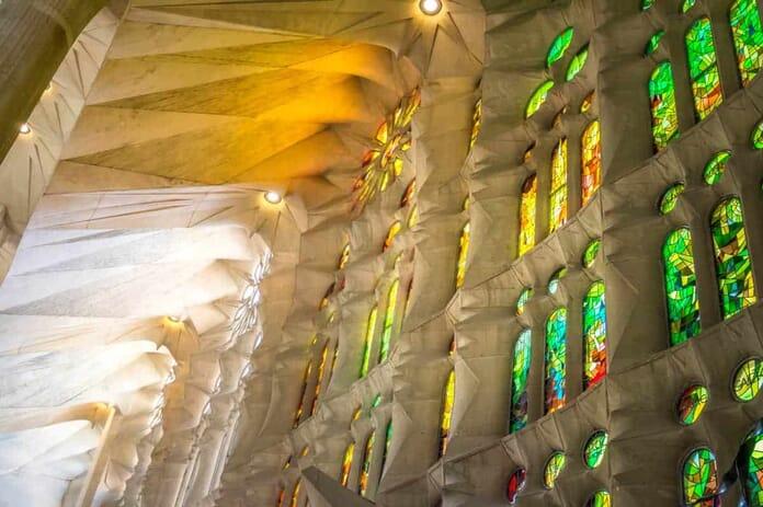 Barcelona - La Sagrada Familia