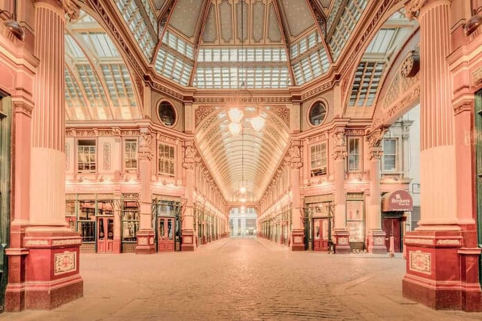 Best Places to Photograph in London - Leadenhall Market