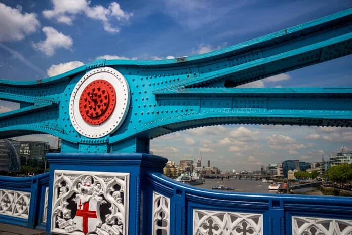 Best Places to Photograph in London - Tower Bridge
