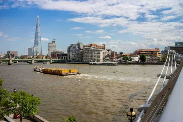 Best Places to Photograph in London - River Thames