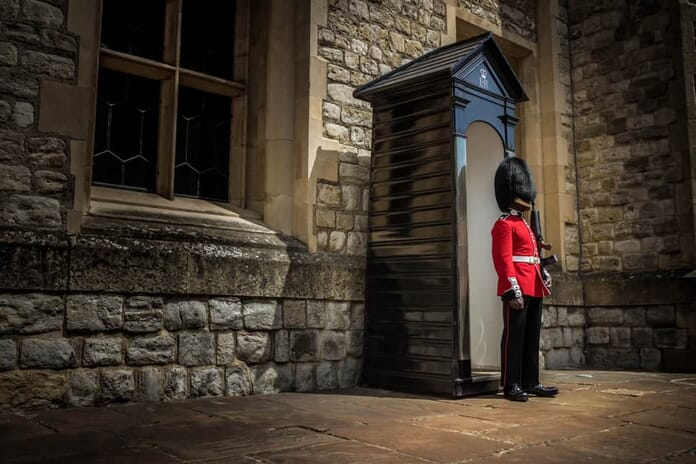 Best Places to Photograph in London - Tower of London