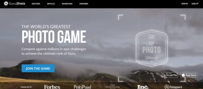 GuruShots Review: Truly the World's Greatest Photography Game?