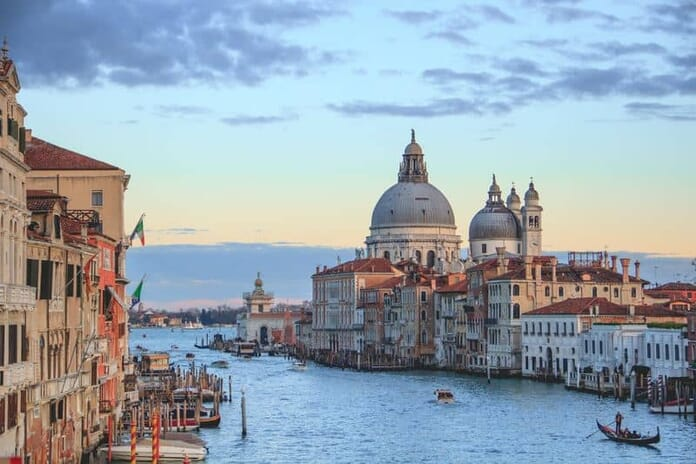 what to photograph in venice