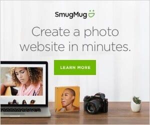 smugmug website minutes