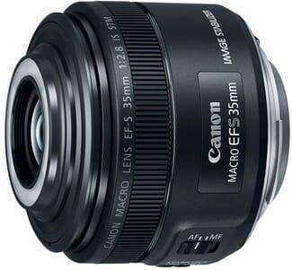 Prime lens 35mm