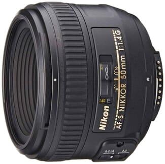 crop sensor lens example