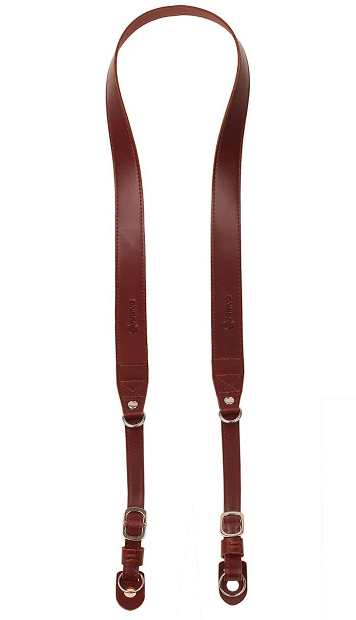 Tuyung Leather Camera Strap best camera strap