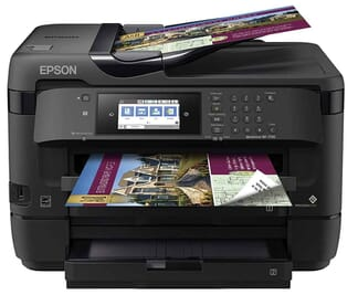 epson workforce 7720 wireless photo printer