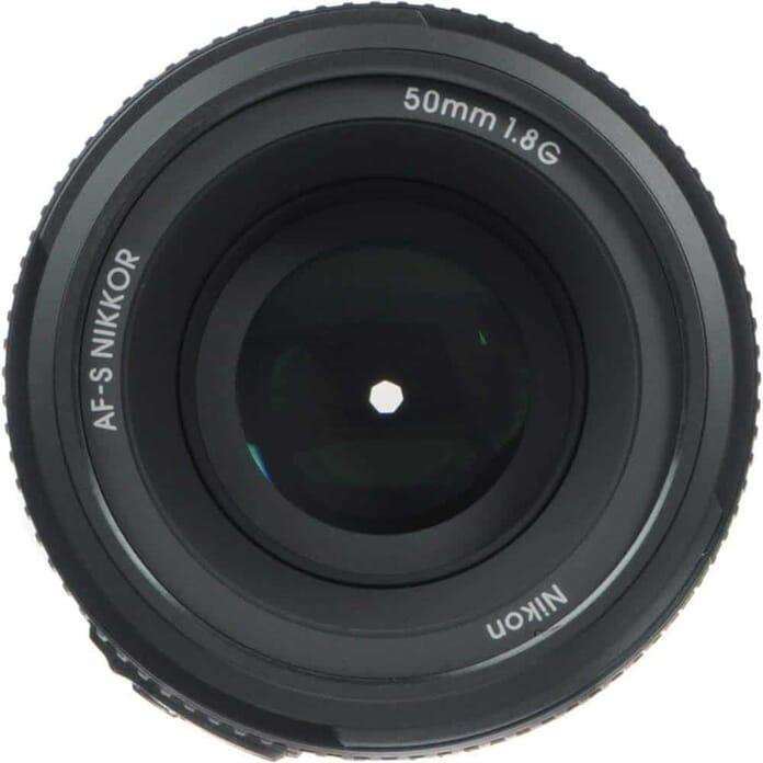 aperture blades lens