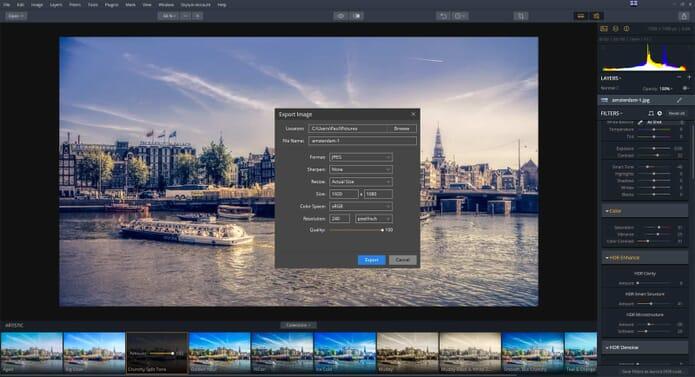 Aurora HDR 2019 vs Photomatix Pro 6.1