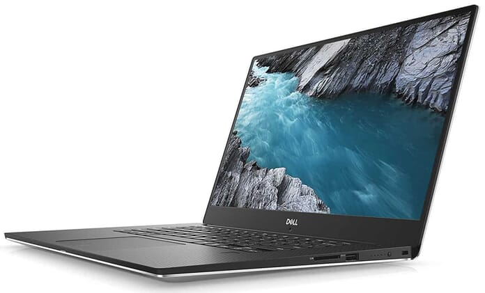 the Dell XPS