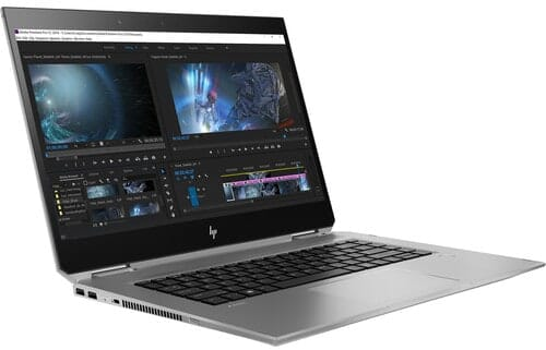 the HP ZBook x360