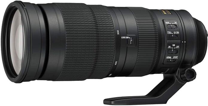 Nikkor 200-500mm f/5.6E