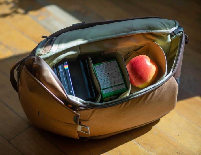 backpack side pocket