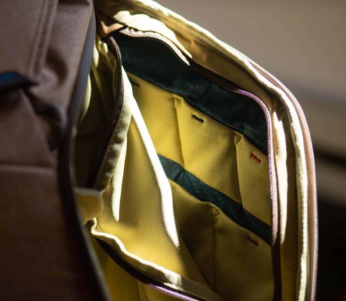 backpack side panels