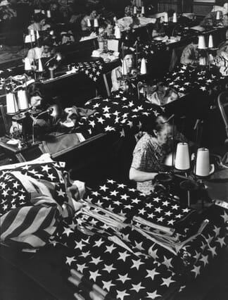 Famous Photo by Margaret Bourke-White