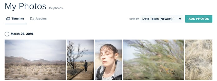 easy photo book design
