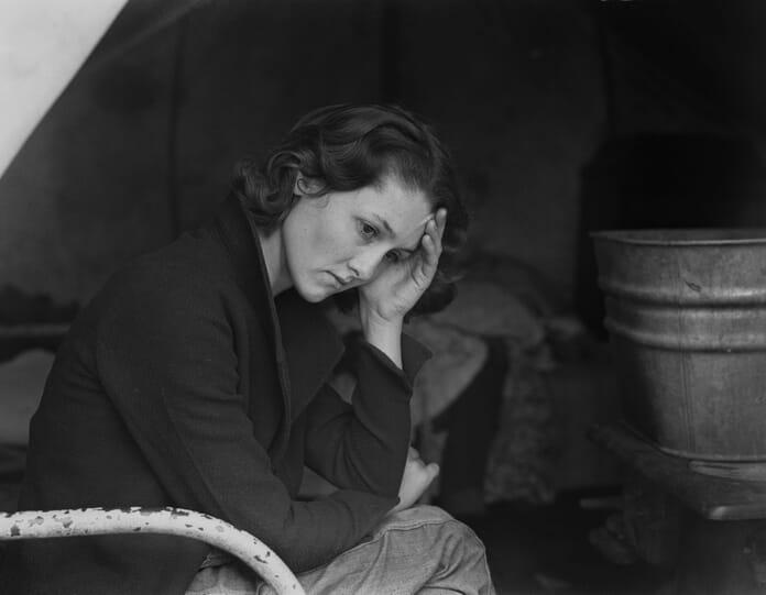Famous Dorothea Lange Photograph