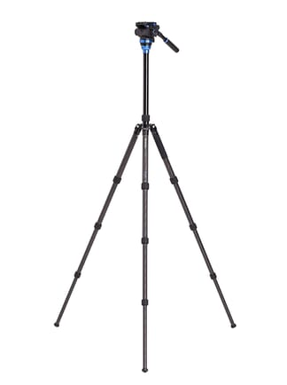 affordable video tripod