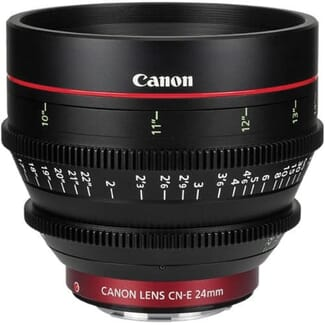 Best Video lenses for Canon mount cameras