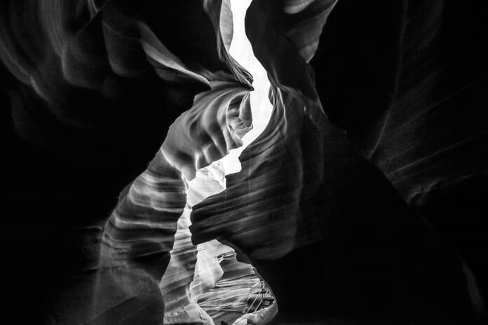 monochrome photo prints