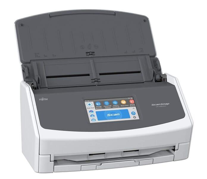 Fujitsu scanner