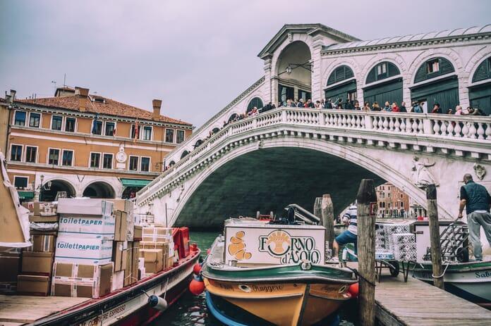 Edited photo - Venice
