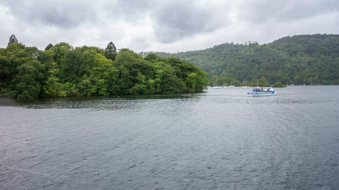 Original photo - Lake District