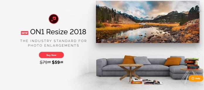ON1 Resize 2018