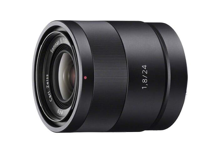 wide angle sony e-mount lens