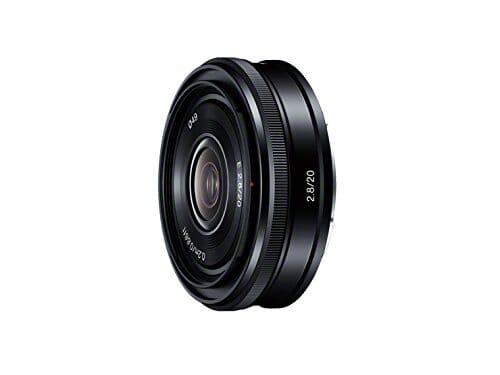 wide angle sony emount lens