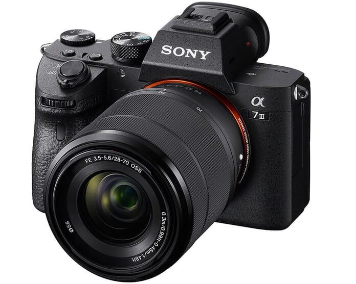 Sony Alpha a7III Best Low Light Mirrorless Camera