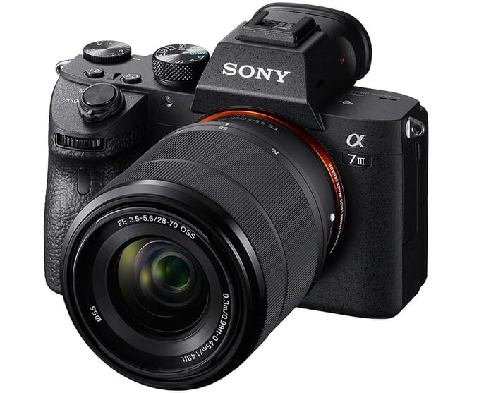 Sony Alpha a7III Best Low Light Mirrorless Camera