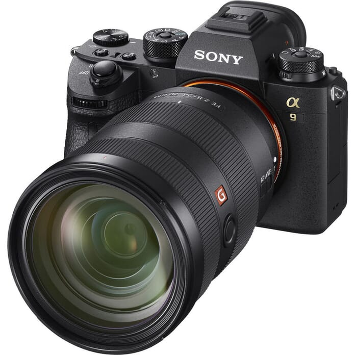 Sony Alpha a9 Best Low Light Mirrorless Camera