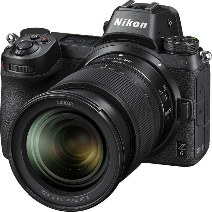 Nikon Z6 Best Low Light Mirrorless Camera