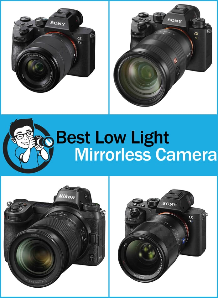 Best Low Light Mirrorless Camera