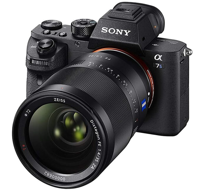 Sony Alpha a7S II Best Low Light Mirrorless Camera