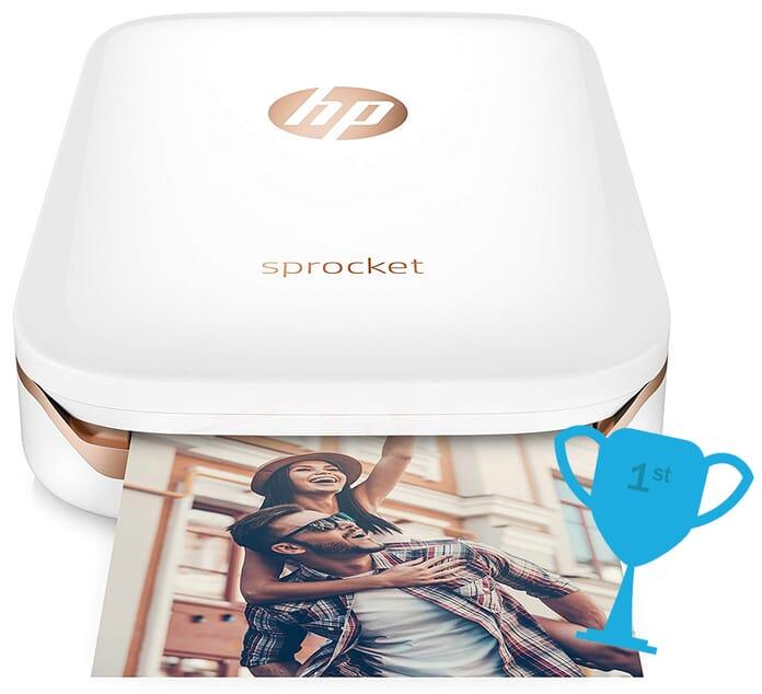 HP Sproket Best Portable Photo Printer